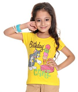 T-shirt:100% Cotton, Age Group: 3 to 6 Years