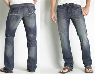 Jeans:Cotton, Polyester, Poly/Cotton, S - XXL