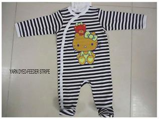 Rompers:100% Organic Cotton Jearsy, Cotton/Ea, New Born Baby To 3 Years