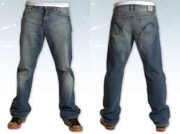 Jeans:100% Cotton Denim , S-L