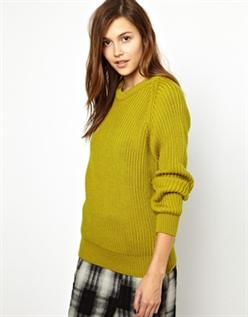 Sweater:Cotton, Viscose, Viscose with Elastine, Polyester with Elastine, S, M, L, XL