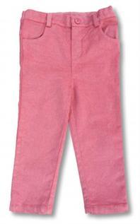 Trouser:100% Cotton, Cotton/Lycra(95/5 or 90/10), 5 - 14 yrs
