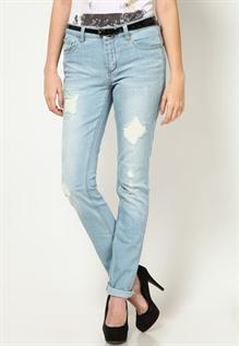 Jeans:Denim Cotton, 28 - 32