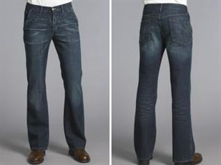 Jeans:100% Cotton Denim, S - XL