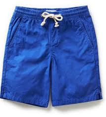 Shorts:100% Cotton Woven, 3 to 7 years