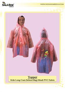 Kids Rain Wears Long Coats