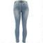 Jeans:99% Cotton / 1% Elastane, S to XXL