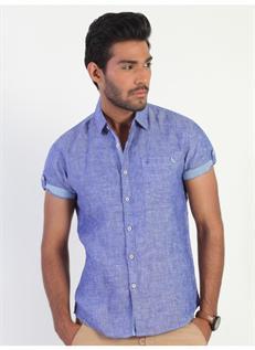 Shirt:Linen , S to XXL