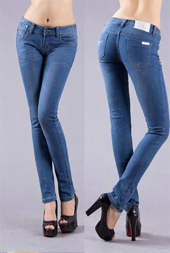 cotton spandex skinny denim jeans