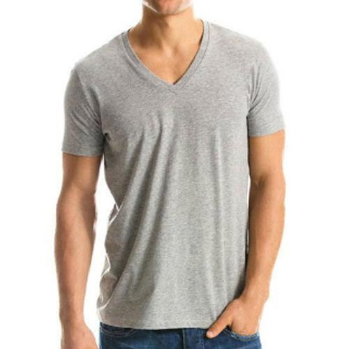 T shirt s m l xl xxl manufacturers in india t shirt for Best white v neck t shirt
