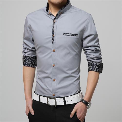 Men Slimfit Shirts
