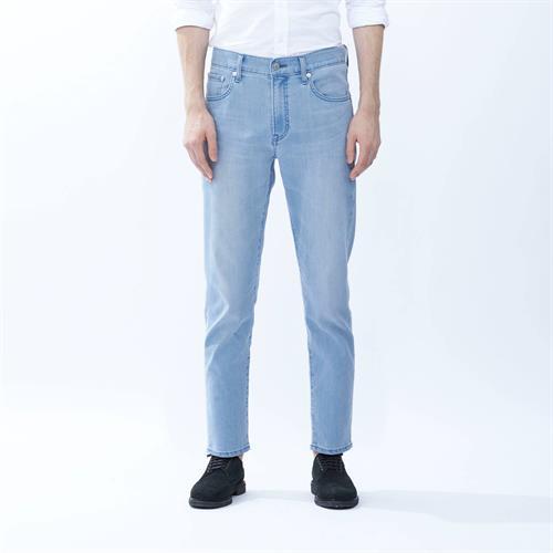 men cotton spandex jeans