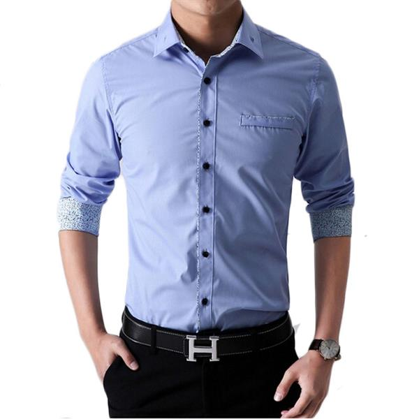 And, the formal shirts for men are the best for special occasions like weddings, a formal function or your workplace. You can discover the widest assortment of these men's shirts online at various online shopping sites in India.