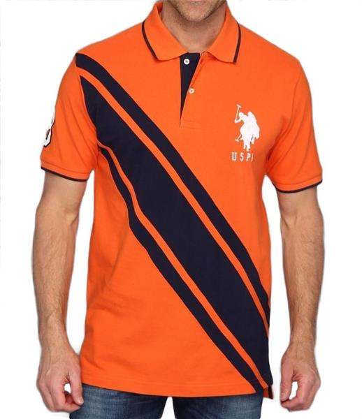 Men Cotton Golf Shirt