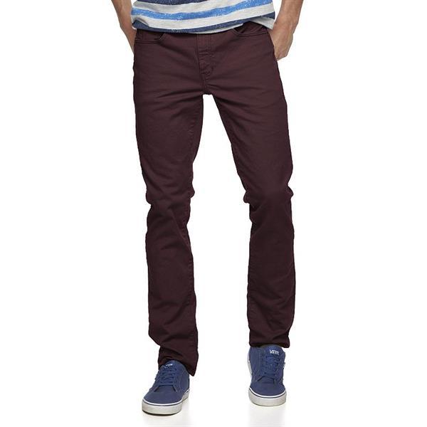 Men Cotton Lycra Jeans