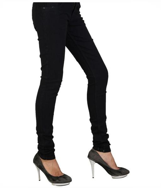 Cotton Spandex Ladies Jeans