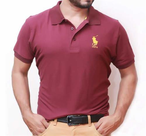 Polo shirt-Men's Wear
