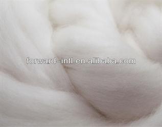 Greige, 28-38mm, 15-17micron, for making of yarn & garment