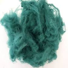 Polyester Staple Fibre (PSF):Dyed, Staple, For spinning of yarns