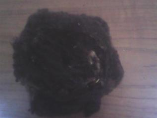 Natural color, 7-15 cm, 22-30 Mic clipped wool, 32 Mic and above for cannery, Making yarn