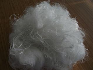 Polyester Staple Fibre (PSF):Natural white or Lustustous Golden Yellow, For Filling purpose