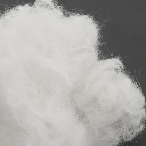 Raw White Polyester Staple Fibre