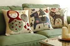 Cushion and Cushions Covers