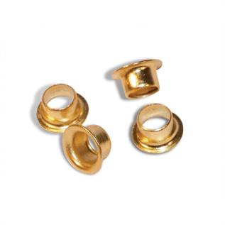 Used in garments, 4mm-40mm, Brass