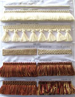 For curtains, All sizes available, Natural Cotton and Jute