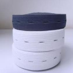 For Jeans, 2cm - 8cm, Rubber, 100% Polyester