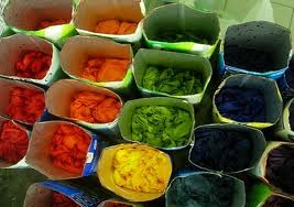 for Dyeing and Printing, More Chemically Complex, Water Insoluble