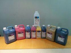 Printing on Cotton, Linen, Silk, Georgette, Chiffon, Viscose,Lycra, Bright, Vibrant & Clean Colours