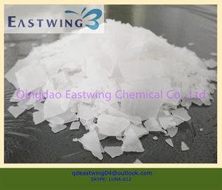Industry Grade Caustic soda pearls / Flakes 99% for textile, watertreatment, printing With SGS BV REACH