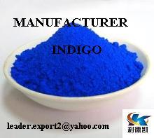 blue indigo dyes