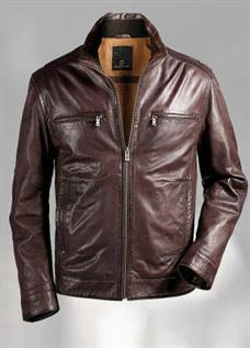 Leather Jackets:For men, women, kids, Motorbike Cow Hide Finished Leather