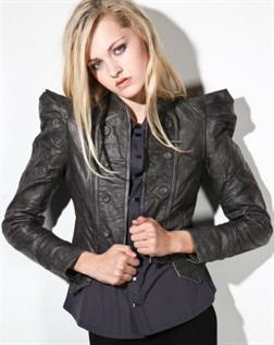 Leather Jackets:Men and Women, Material - Goat, Sheep, Cow Leather