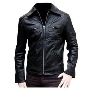 Leather Jackets:Men and Women, Finished Leather