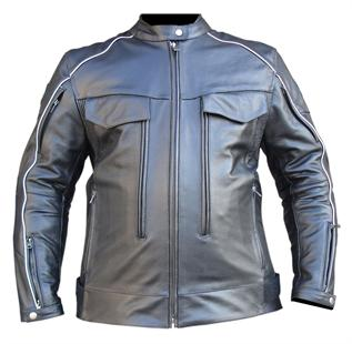 For Men, Buffalo & Sheep Leather, Plus Size, Breathable, Eco-Friendly