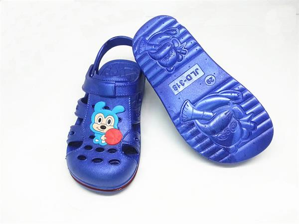 pvc shoes for children