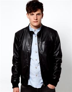 Leather Jackets:Men and Women, Cow Leather, Sheep Leather