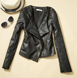 Leather Jackets:For Mens, Material : Lambs Skin Finished Leather , Size : M-5XL