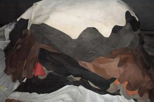 Black, Brown, Grey etc., Abrasion-Resistant, 100% Goat