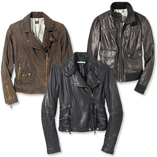 Leather Jackets:For Men and Women, Material : Soft, Durable, Full Grain Leather of Cow, Buffalo, Goat and Sheep, Feature : Abrasion-Resistant