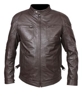 Leather Jackets:For Mens, Plus Size, Breathable, Eco-Friendly
