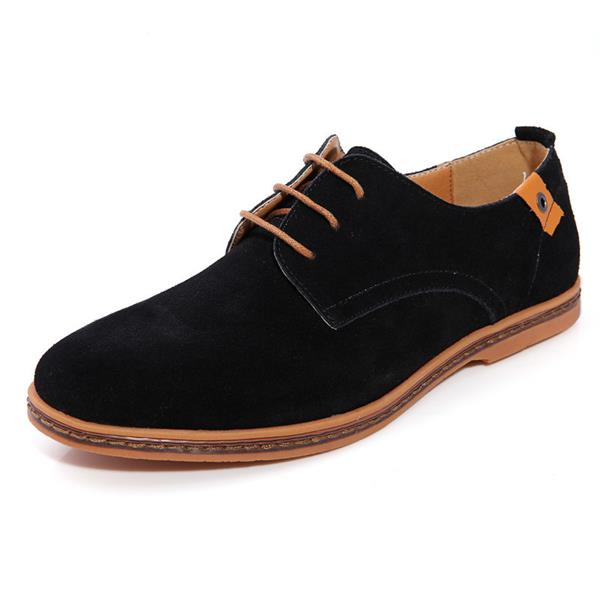 mens genuine casual shoes
