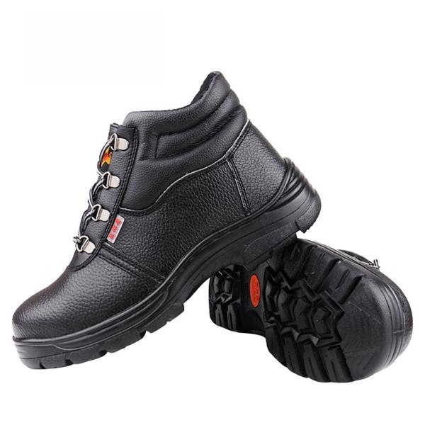 insulation safety leather shoes