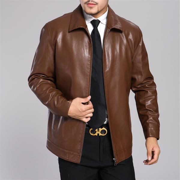 pure leather jackets for men
