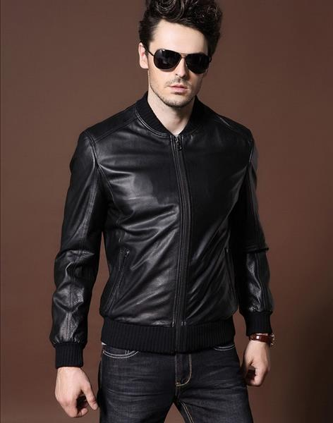 calf leather jackets for men