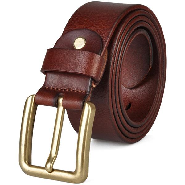 mens leather belt strap