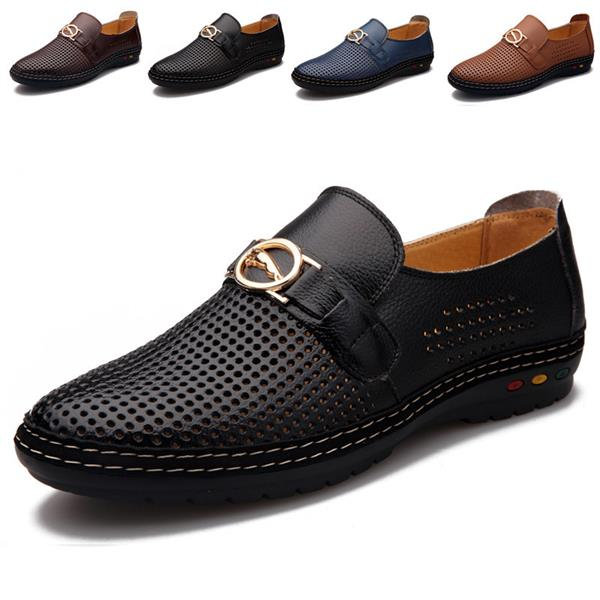 Men Designer Leather Shoes